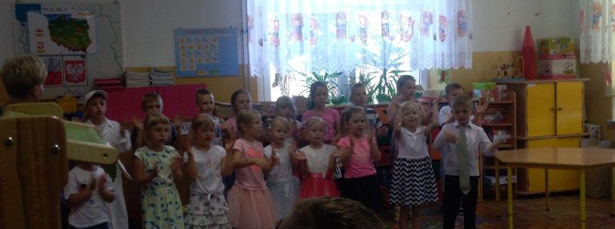 """,,Dzień Otwarty"""" w oddziale przedszkolnym"""