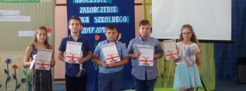 Szkolny Konkurs Językowy